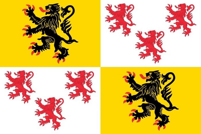 drapeau Hauts de France
